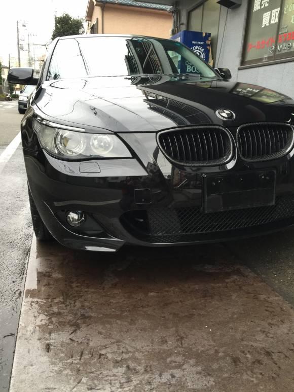 BMW 5シリーズツーリング E61 カスタム