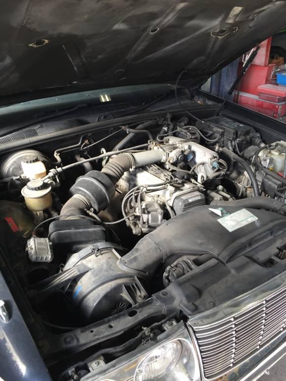 トヨタ GS130 クラウン 車検