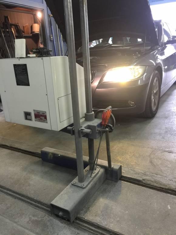 BMW E90 3シリーズ 車検 整備