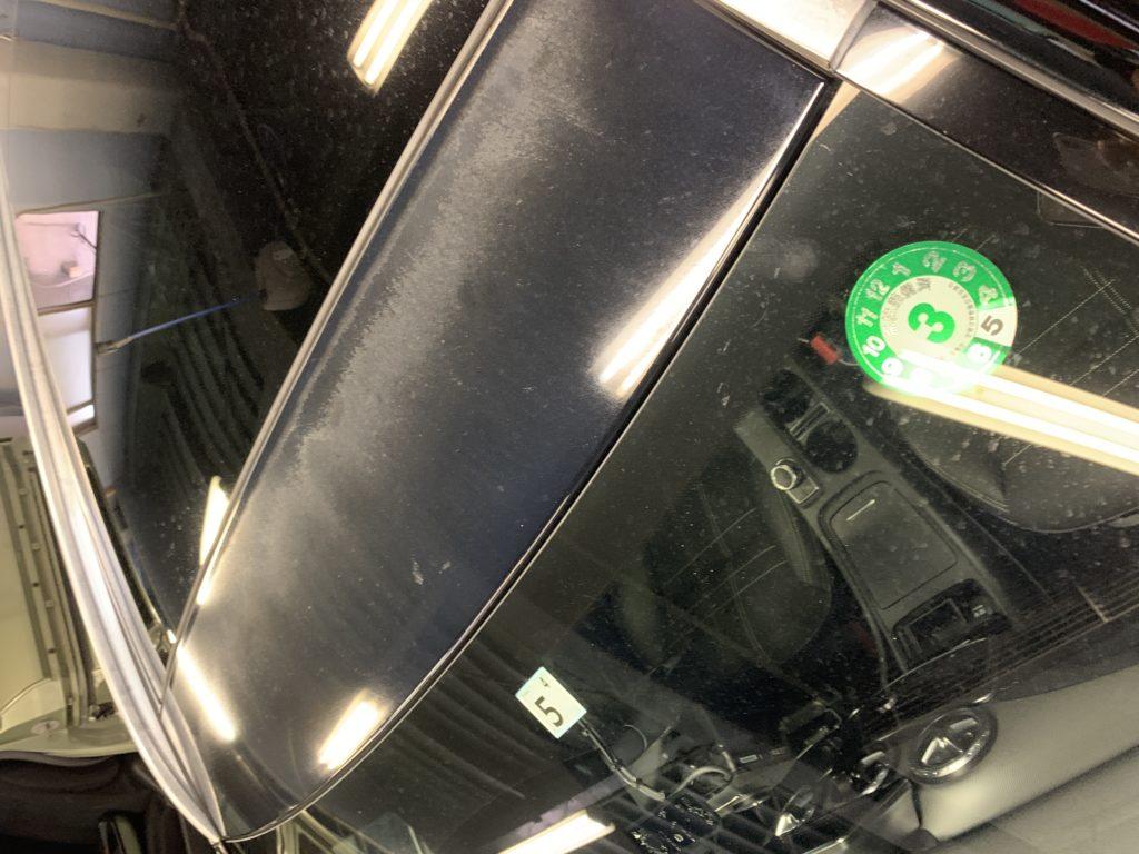 メルセデスベンツGLAクラス W156 塗装剥がれ 修理