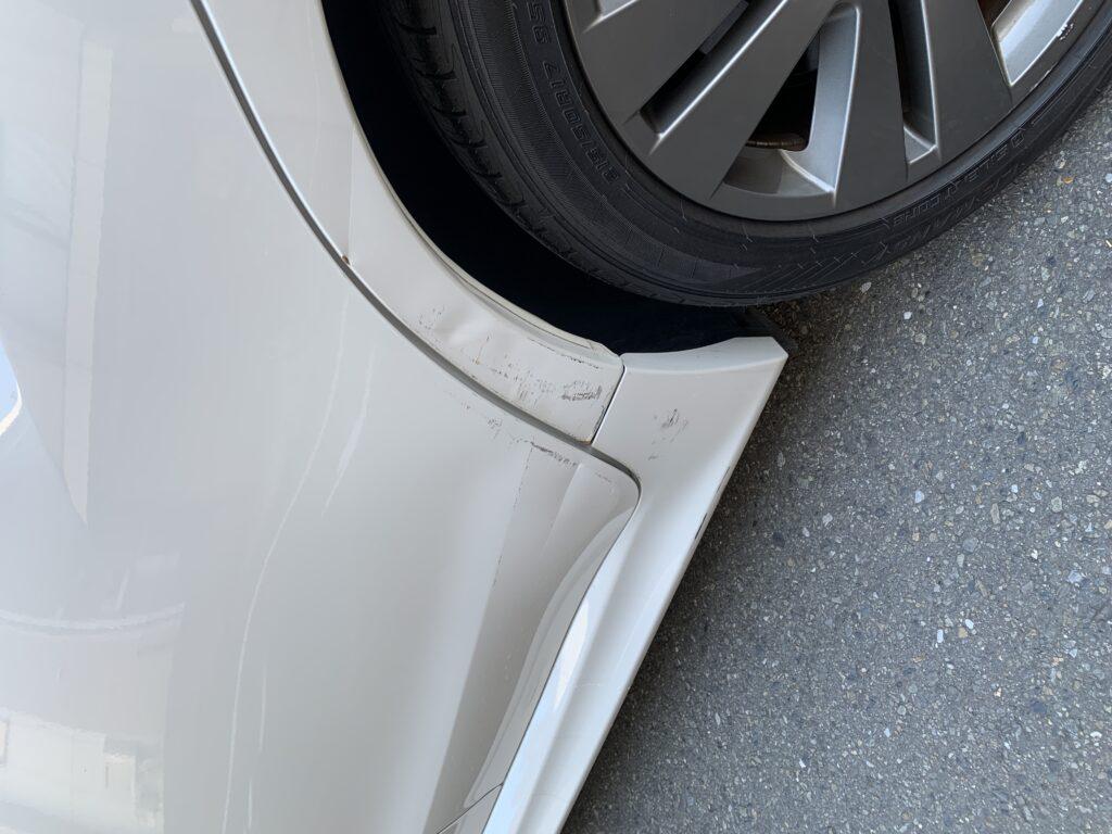 スバル レヴォーグ  VM4 キズへこみ 板金塗装修理