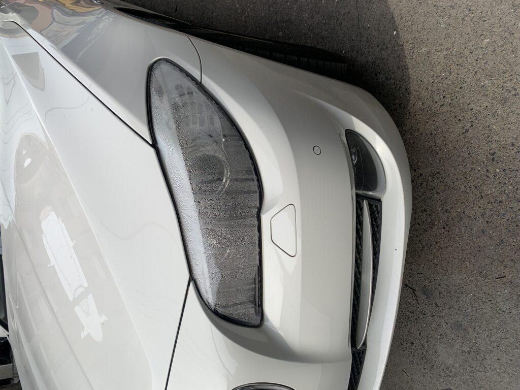 BMW 5シリーズ F10 ヘッドランプ 修理